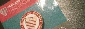Μετεκπαίδευση στο JFK School of Government του Harvard (Αμερική)
