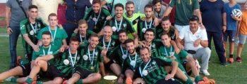 Κατάκτηση πρωταθλήματος ΕΠΣ Ηπείρου με την ομάδα του ΑΟΒ