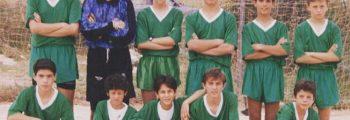 Κατάκτηση παιδικού πρωταθλήματος ποδοσφαίρου Ιωαννίνων με Ακαδημίες ΑΟ Βελισσαρίου