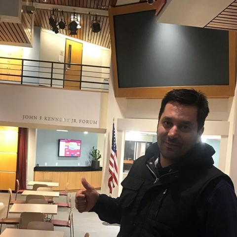 Harvard JFK School of Government