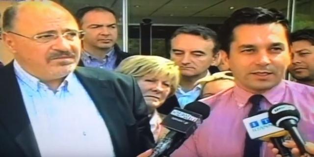 Με τον επι 8 έτη Δήμαρχο Ιωαννιτών Νίκο Γκόντα