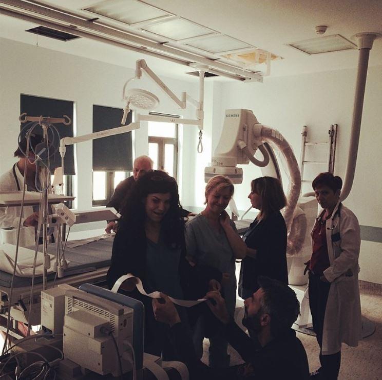 Έργο εγκατάστασης νέου Αιμοδυναμικού Εργαστηρίου