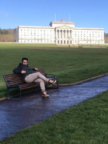 Belfast, Northern Ireland 2020