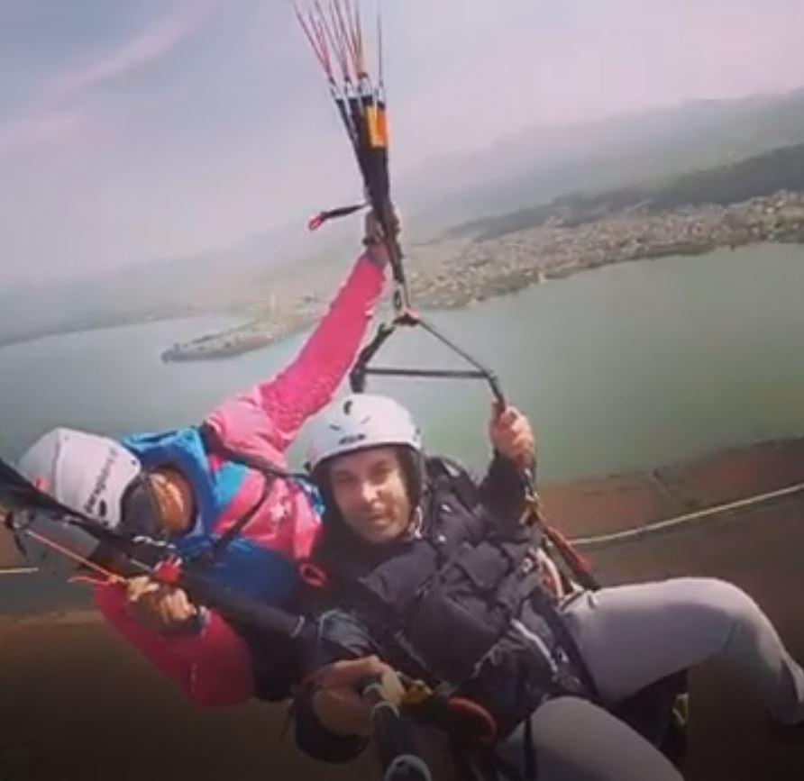 Πετώντας πάνω από τα Γιάννενα